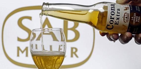 ABInBev przejmuje SAB Miller, właścicieka Kompanii Piwowarskiej