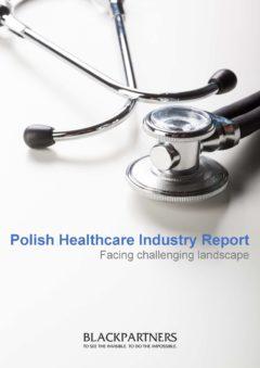 Rynek medyczny raport BlackpartnersRynek medyczny raport Blackpartners