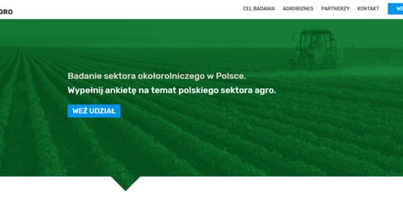 Badanie sektora rolnego realizowane przez Blackpartners