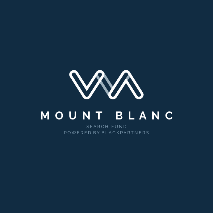 Mount Blanc - search fund tworzony przez Blackpartners
